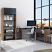 Semblance Associate Contemporary Desk Room