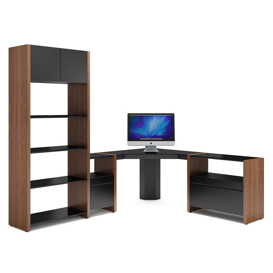 Semblance Associate Contemporary Desk by BDI
