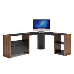 Semblance Contemporary Desk by BDI