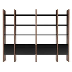 Semblance Contemporary Office Shelves by BDI