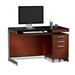 Sequel Compact Desk by BDI in Cherry