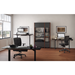 BDI Sequel Lift Contemporary Sit + Stand Desks w/ Semblance Office