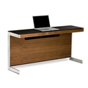Sequel Walnut Return Desk by BDI