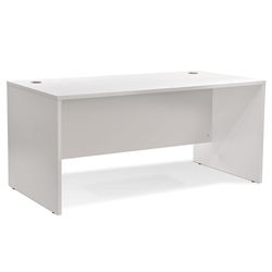 Sirius 100 Collection Modern White 63 Inch Desk