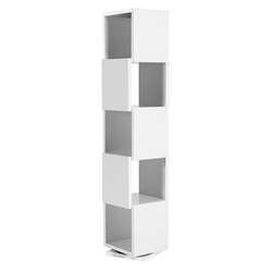 Shell Tall Contemporary Shelf