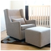 Sparrow Contemporary Nursery Glider by Gus Modern