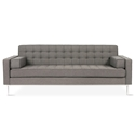 Spencer Contemporary Sofa in Totem Storm