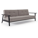 Splitback Frej Sleeper - Grey + Black Base by Innovation