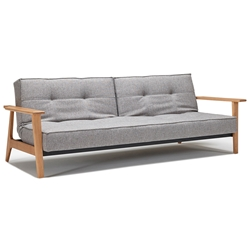 Splitback Frej Sleeper in Mixed Dance Grey by Innovation