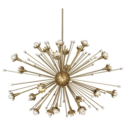 Sputnik Large Contemporary Hanging Lamp