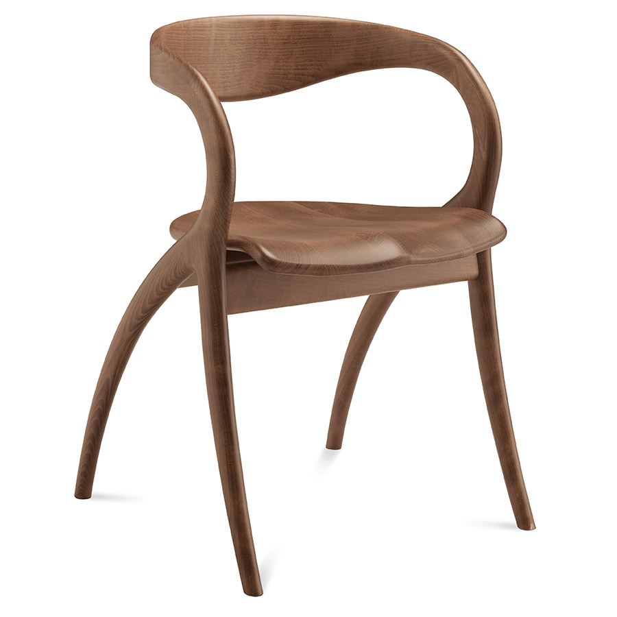 Star Dining Chair by Domitalia