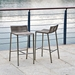 Stone Indoor Outdoor Modern Bar Stools