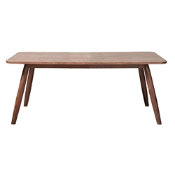 Tahoe 60 Inch Modern Dining Table