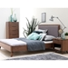 Tacoma Modern Walnut Bedroom Collection