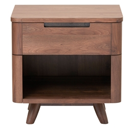 Tahoe Modern Nightstand with One Drawer