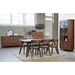 Tahoe Modern Walnut Dining Collection
