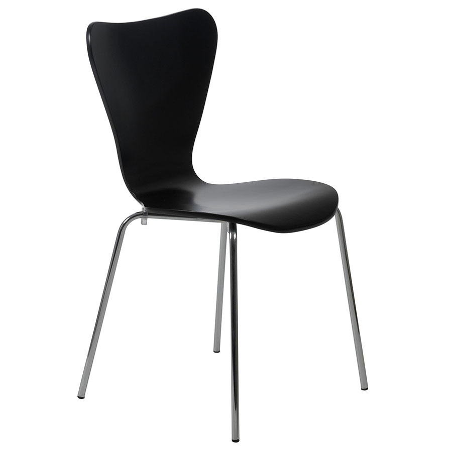 Tendy Modern Black Dining Chair