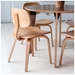 Thompson SE Dining Chair in Natural Oak by Gus Modern