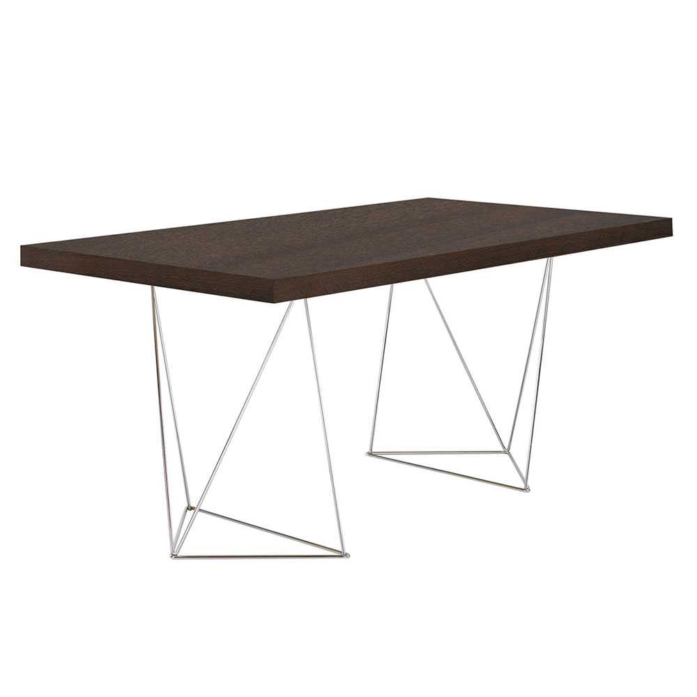 Trestles 63 Inch Dining Table by TemaHome