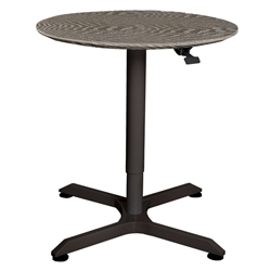"Tundra Modern 31"" Adjustable Height Table"