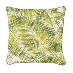 "Uliana 16"" Tropical Contemporary Pillow"