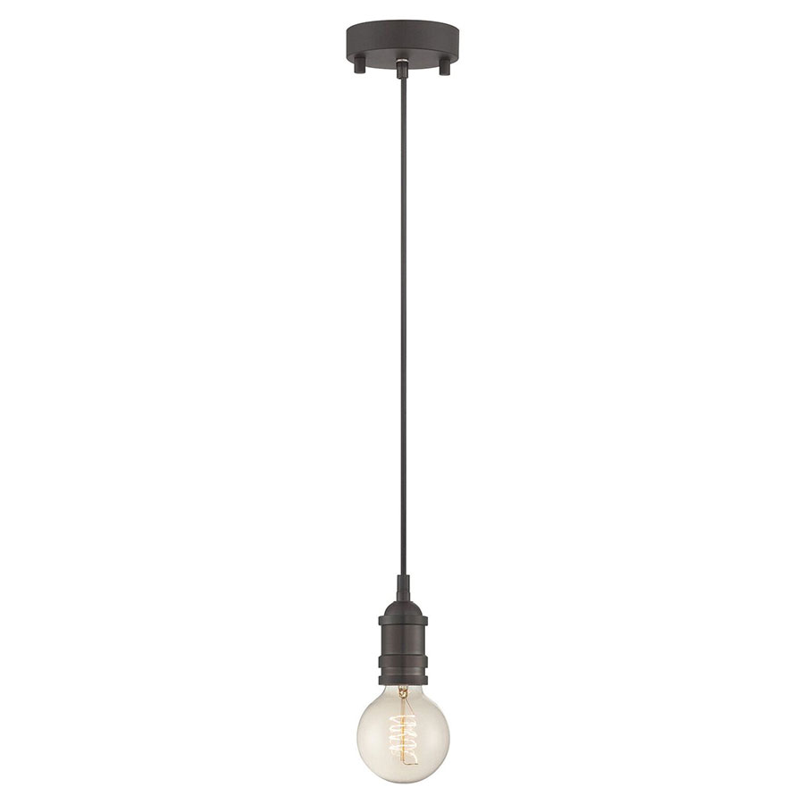 Uma Copper Contemporary Pedant Lamp
