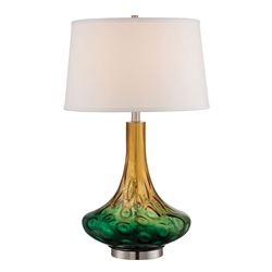Vidal Contemporary Table Lamp