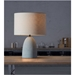 Vijay Contemporary Concrete Table Lamp Room