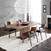 Vita Contemporary Extension Table by Domitalia