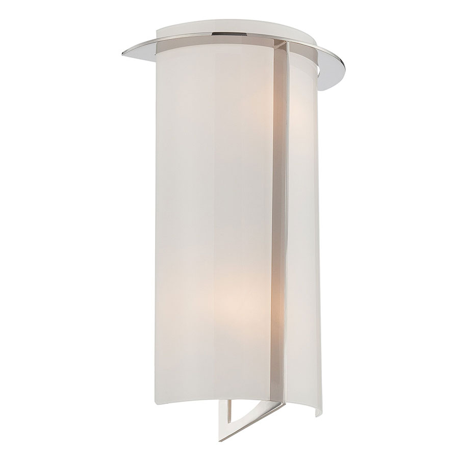 Waldek Contemporary Wall Sconce