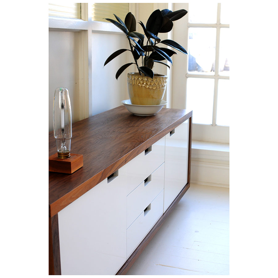 Beau ... Wilson Contemporary Buffet And Cabinet By Gus Modern