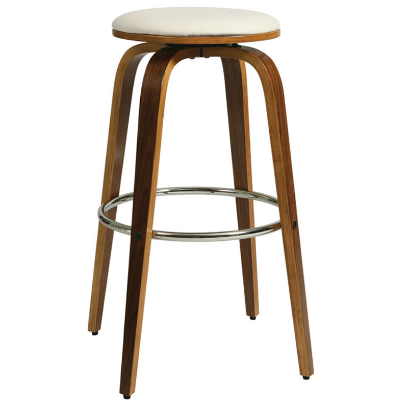 York Contemporary Ivory Bar Stool Collectic Home : york barstool ivory from www.collectichome.com size 800 x 800 jpeg 46kB