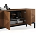 Zona Modern Walnut Media Stand by BDI