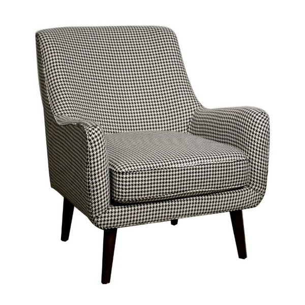 Zoya Contemporary Arm Chair