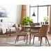 Clayton Contemporary Dining Chairs